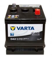 0660170363122 VARTA startovací baterie 66Ah BLACK Dynamic 0660170363122 VARTA