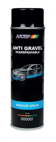 000001 MOTIP Ochrana prahů auta ve spreji Černý 500ml 000001 MOTIP