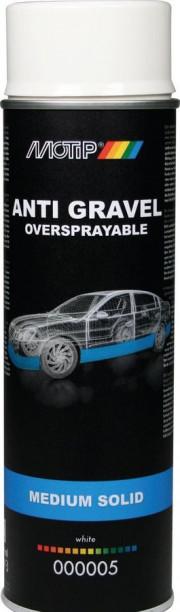 000005 MOTIP Ochrana prahů auta ve spreji Bílý 500ml 000005 MOTIP