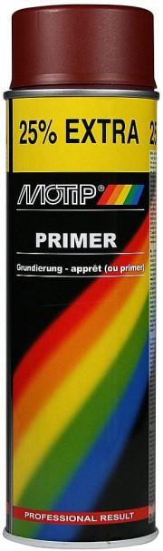 04055 MOTIP Základní barva ve spreji Červenohnědá 500ml 04055 MOTIP