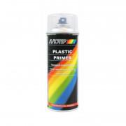 04063 MOTIP plastický primer bezbarvý základ 400ml 04063 MOTIP