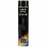 604005 MOTIP akrylový lak černá lesklá 600ml 604005 MOTIP