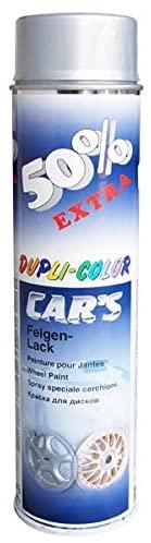 604019 MOTIP stříbrná barva na disky 600 ml 604019 MOTIP