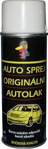 AC1046 MOTIP akrylový autolak ŠKODA SNĚHOVÁ BÍLÁ 200ml AC1046 MOTIP