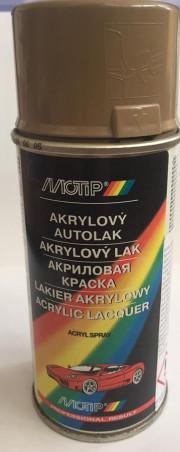 SD2105 MOTIP akrylový autolak ŠKODA BEDUÍNSKÁ HNĚDÁ 150ml SD2105 MOTIP