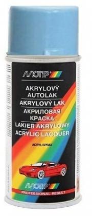 SD4085 MOTIP akrylový autolak ŠKODA 150ml MODRÁ SVĚTLÁ SD4085 MOTIP
