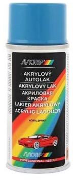 SD4591 MOTIP akrylový autolak ŠKODA MODRÁ NEBESKÁ 150ml SD4591 MOTIP