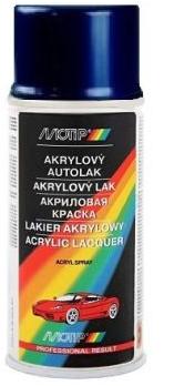SD4810 MOTIP akrylový autolak ŠKODA NOČNÍ MODRÁ150ml SD4810 MOTIP