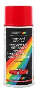 SD8150 MOTIP akrylový autolak ŠKODA ČERVEÁ TORNADO 150ml SD8150 MOTIP