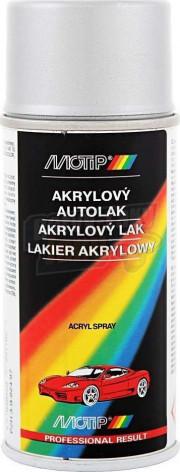 SD9156 MOTIP akrylový autolak ŠKODA STŘIBRNÁ BRILANT METALÍZA 150ml SD9156 MOTIP