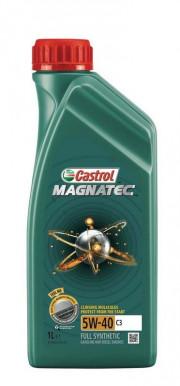 CAS5W40C3-1L CASTROL 5W40 C3 - 1L - MAGNATEC BMW Longlife-04 - CAS5W40C3-1L CASTROL