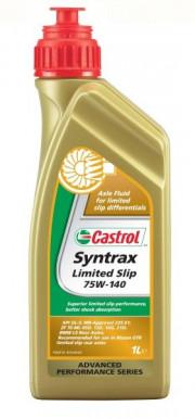 CAS75W140-1L CASTROL 75W140 SYNTRAX - 1L - Limited Slip - CAS75W140-1L CASTROL