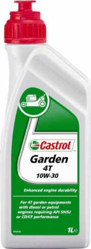 CASGARDEN4T CASTROL GARDEN 4T 10W30 - 1L - CASGARDEN4T CASTROL