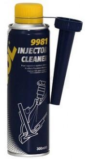 9981 Mannol Injector Cleaner čistič vstřikování 300ml 9981 SCT - MANNOL