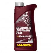 AP10107 MANNOL DEXRON III - 1L - AUTOMATIC PLUS - AP10107 SCT - MANNOL