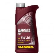 DI10136 MANNOL 5W30 - 1L - Diesel TDi 505.01/505.00, BMW LL-04 - DI1013 SCT - MANNOL