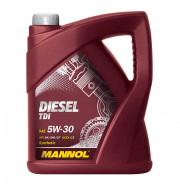 DI50136 MANNOL 5W30 - 5L - Diesel TDi 505.01/505.00, BMW LL-04 - DI50136 SCT - MANNOL