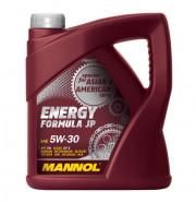 JP40143 MANNOL 5W30 - 4L - ENERGY FORMULA JP API SN, ILSAC GF-5 - JP40143 SCT - MANNOL