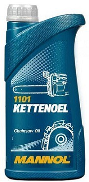 K010201 MANNOL - 1L - Minerální olej pro pily Kettenoel - K010201 SCT - MANNOL