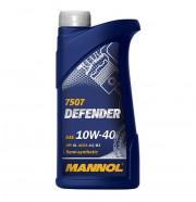 MN7507-1C MANNOL 10W40 - 1L - DEFENDER 7507 VW 501.01/505.00, MB 229.1 - MN7507-1C SCT - MANNOL