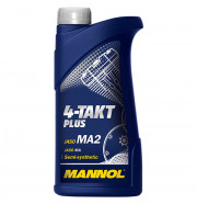 TP10166 MANNOL - 1L - 4-Takt Plus - JASE MA - TP10166 SCT - MANNOL