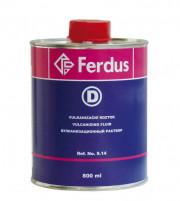 9.14 Ferdus Vulkanizační roztok D 800 ml 9.14 Ferdus