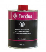 9.21 Ferdus Butylový těsnící roztok B 800 ml 9.21 Ferdus