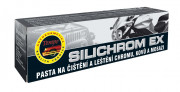 PN66 TEMPO SILICHROM pasta na čištění a leštění chromu, kovu a mosazi 120g PN66 Tempo