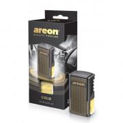 AC01 Luxusní parfém do auta Areon Gold (do mřížky, 8ml) Areon