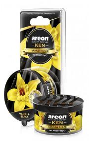 AKB16 AREON KEN - Vanilla Black 80g AKB16 Areon