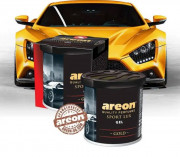 GSL01 AREON Sport Lux Gold - 80g Areon