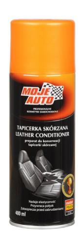 19-024 MojeAuto čistič kůže 400ml 19-024 Moje Auto