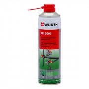 0893106 WURTH HHS2000 silně přilnavý mazací olej 500ml 0893106 WURTH
