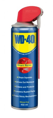 WD40-450ml WD-40 Smart Straw - univerzální mazivo - 450 m WD40-450ml WD-40