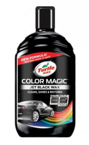 TW52708 Turtle Wax® Barevný vosk - černý 500ml TW52708 TURTLE WAX