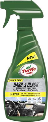 TW7621 Turtle Wax® Sklo a plast – 2 v 1 500ml TW7621 TURTLE WAX