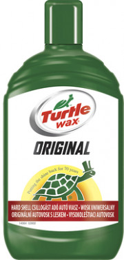 TW7801 Turtle Wax® Originální tekutý vosk 500ml TW7801 TURTLE WAX