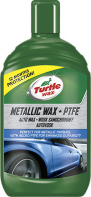TW8220 Turtle Wax® Tekutý vosk 500 ml TW8220 TURTLE WAX