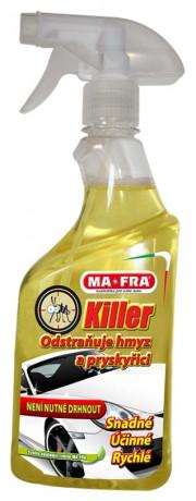 MF-H0407 MA-FRA KILLER 500ml odstraňuje hmyz a pryskyřici - sprej MA-FRA