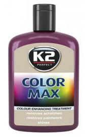 EK020BO K2 COLOR MAX BORDÓ - aktivní vosk 200ml EK020BO K2