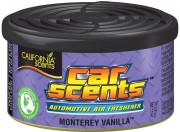 CCS005 California Scents Car Scents Vanilka 42 g CCS005 CALIFORNIA SCENTS