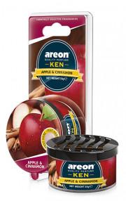AKB08 AREON KEN - Apple & Cinnamon 80g AKB08 volný