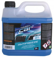 ANTIFREEZEG11-3L HAPPY CAR ANTIFREEZE G11 - 3L volný