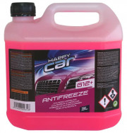 ANTIFREEZEG12-3L HAPPY CAR ANTIFREEZE G12+ - 3L volný