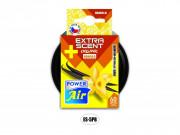 ES5PB POWER AIR EXTRA SCENT PLUS osvěžovač s organickou náplní 42g - Vanilla ES5PB volný