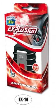 EX14 POWER AIR EXPLOSION GRAND kapalinový osvěžovač 10ml - Anti tobacco EX14 volný