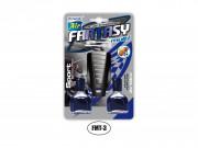 FMT3 POWER AIR FANTASY MULTI kapalinový osvěžovač 3x10ml - Sport FMT3 volný