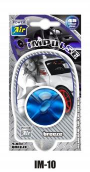 IM10 POWER AIR IMPULSE membránový osvěžovač 4,5ml - Breeze IM10 volný