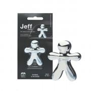 JJEFFC01AC Mr&Mrs JEFF stříbrný chrome Sandal & Incense JJEFFC01AC volný