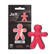 JJEFFC02AC Mr&Mrs JEFF červený chrome Raspberry & Patchouli JJEFFC02AC volný